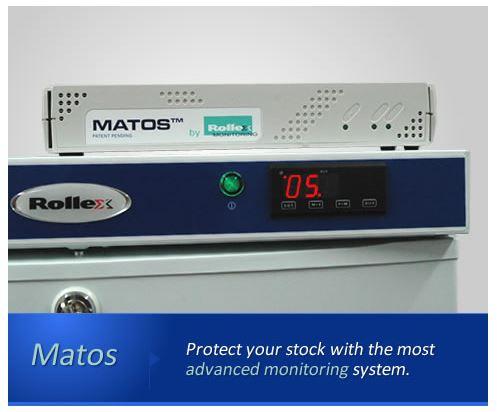 Rollex Monitoring Australia 187 Matos Monitoring System